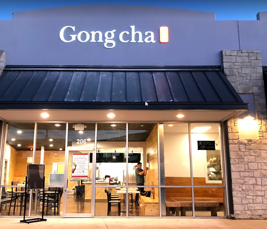 Gong Cha Franchise for Sale