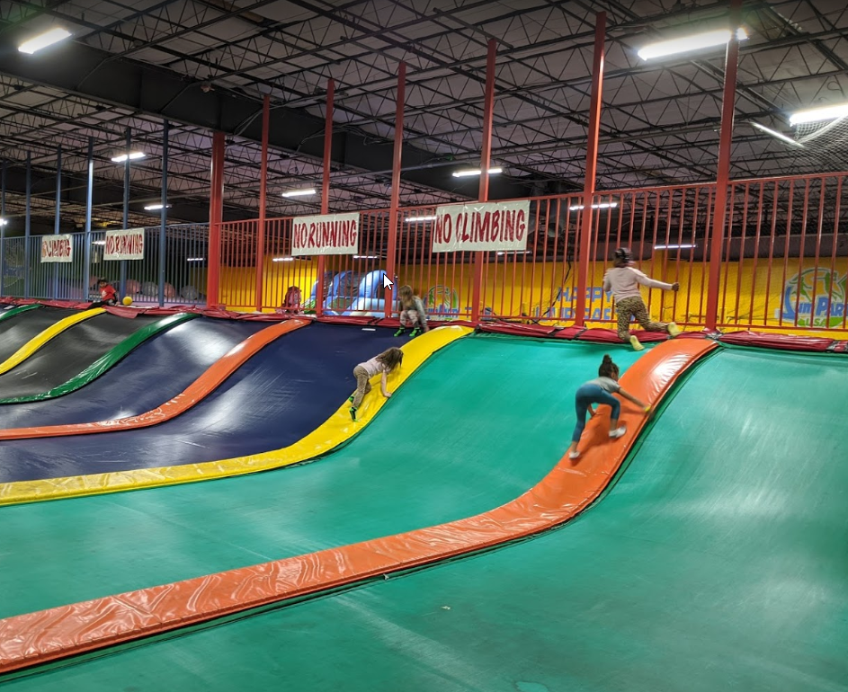 Jump Party USA Family Recreational & Entertainment Business