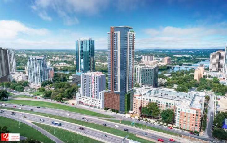 缓解住房压力,奥斯汀市中心将新建三座摩天大楼,共1千多个单元