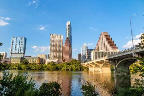奥斯汀被评为全美第二大首府城市!
