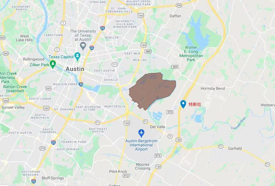 奥斯汀万众瞩目狗狗头开发在即——毗邻特斯拉,离市中心约5英里,Dog's Head议案已通过