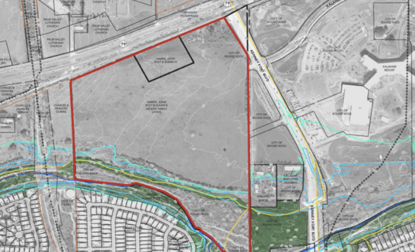 New 110-acre Mixed-use Project at Round Rock Could Brings Up to $300M Development