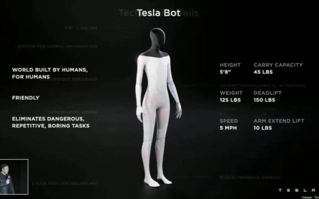 特斯拉人型机器人明年问世!奥斯汀或成为研发中心